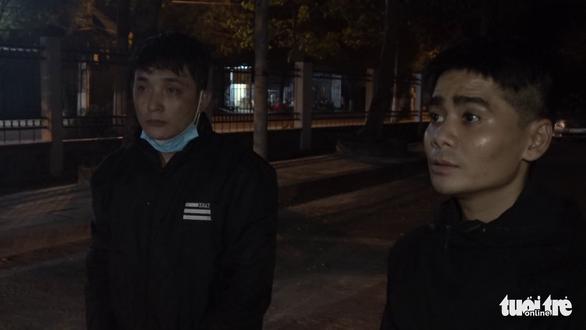 Khởi tố 3 thanh niên chặn xe máy xin tiền ăn khuya rồi dùng dao đâm chết người - Ảnh 2.