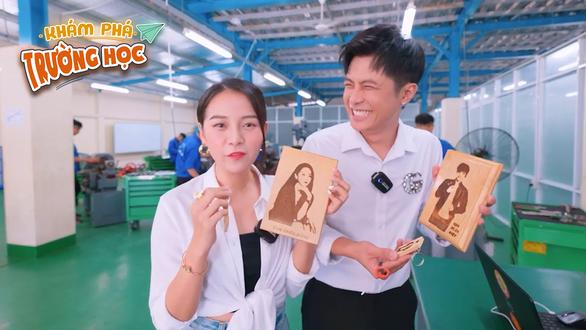 19h hôm nay 22-5, phát sóng Khám phá trường học tại ĐH Nguyễn Tất Thành - Ảnh 1.
