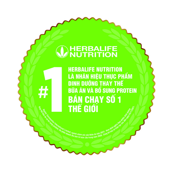 Herbalife Nutrition: Thương hiệu Dinh dưỡng Uy tín Toàn cầu - Ảnh 2.