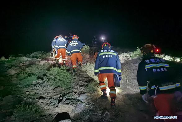 Chạy bộ 100km ở Trung Quốc: 21 người chết vì thời tiết xấu - Ảnh 1.