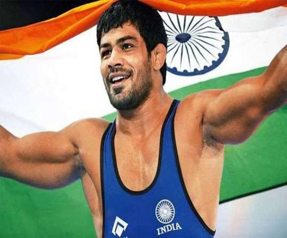 Người hùng Olympic Sushil Kumar bị bắt sau 18 ngày lẩn trốn vì đánh chết đô vật trẻ - Ảnh 1.