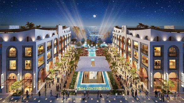 Tiểu khu Europe của Vega Continental Shopping Plaza - 'hòm châu báu' của những cơ hội đầu tư - Ảnh 1.