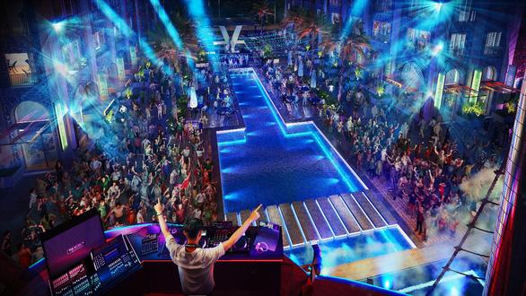 Tiểu khu Europe của Vega Continental Shopping Plaza - 'hòm châu báu' của những cơ hội đầu tư - Ảnh 2.