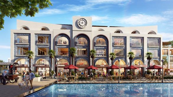 Tiểu khu Europe của Vega Continental Shopping Plaza - 'hòm châu báu' của những cơ hội đầu tư - Ảnh 3.
