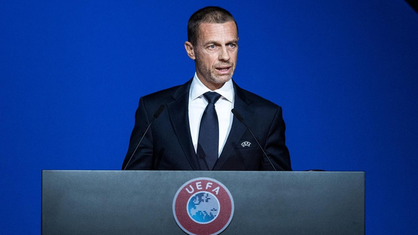 Chủ tịch UEFA chê đề xuất tổ chức World Cup 2 năm/lần của FIFA - Ảnh 1.