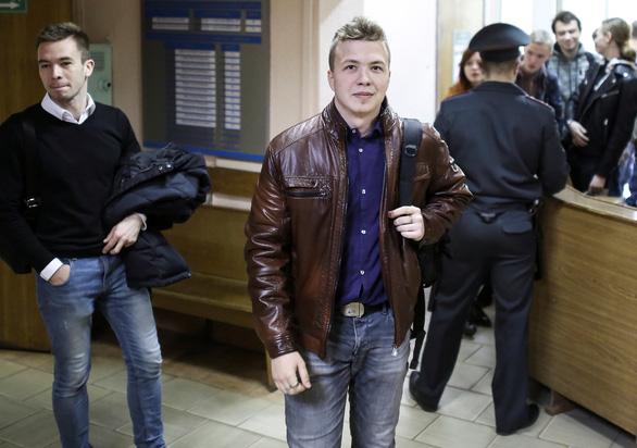 پرونده اجبار هواپیما برای فرود اضطراری: گفته شد بلاروس هنگام دستگیری یک شخصیت مخالف از قانون پیروی می کند - عکس 2.