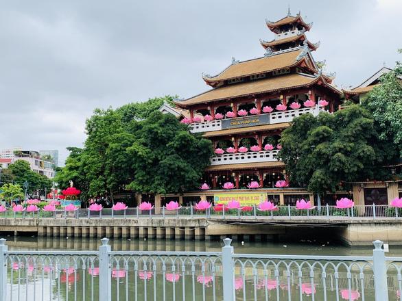 Đại lễ Phật đản 2021 tổ chức nội bộ, đảm bảo phòng chống dịch COVID-19 - Ảnh 1.