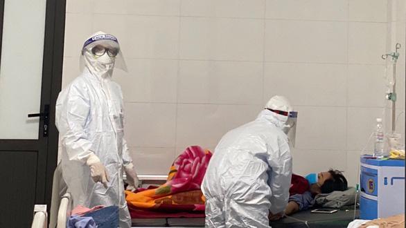 Một nữ công nhân ở Bắc Giang vừa tử vong do COVID-19 - Ảnh 1.