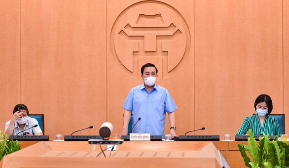 Người từ các nơi về Hà Nội từ 10-5 đến 24-5 phải khai báo y tế - Ảnh 1.