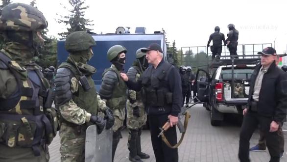 Báo Nga: Tình báo Belarus đứng sau vụ bắt cóc thủ lĩnh đối lập - Ảnh 2.