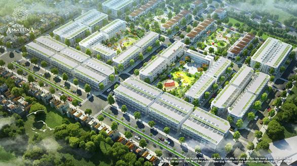 TNR AMALUNA - cất nóc dãy phố thương mại trung tâm TP.Trà Vinh - Ảnh 3.