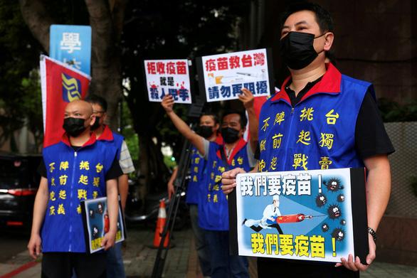 Trung Quốc đề nghị gởi vắc xin, Đài Loan từ chối thẳng - Ảnh 1.