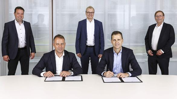 Ông Hansi Flick sẽ dẫn dắt tuyển Đức từ 1-7 - Ảnh 1.