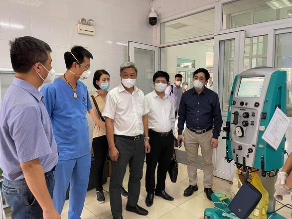 Từ 14h ngày 1-6: Trực tuyến với y bác sĩ từ tâm dịch COVID-19 Bắc Giang - Ảnh 1.