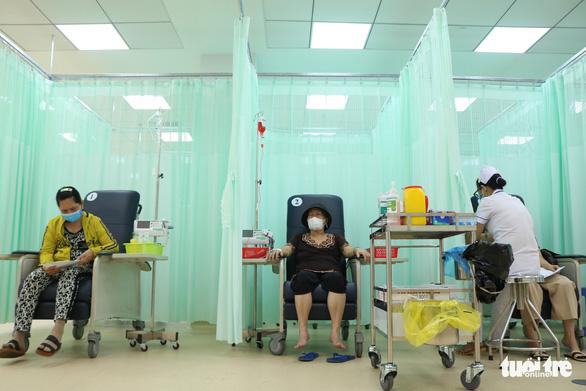Bệnh viện Ung bướu chuyển 80% người bệnh tái khám trong ngày sang cơ sở 2 - Ảnh 7.