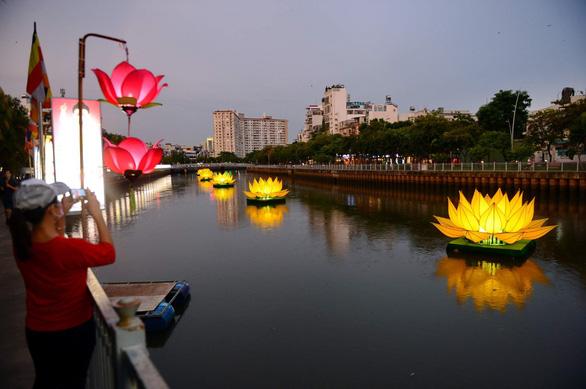 Trang điểm cho kênh Nhiêu Lộc - Thị Nghè - Ảnh 1.