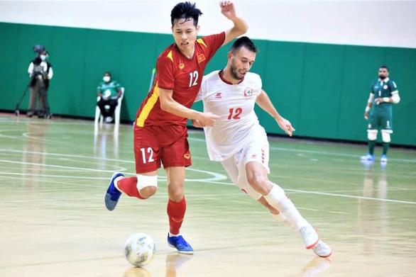 Đội tuyển futsal VN trước trận play-off lượt về: Nỗ lực giành vé dự World Cup 2021 - Ảnh 1.