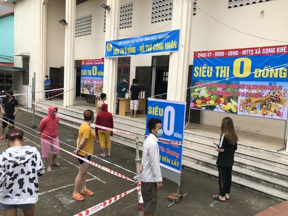 Hàng tỉ đồng hỗ trợ đến tay người lao động khó khăn ở Bắc Giang, Bắc Ninh - Ảnh 2.