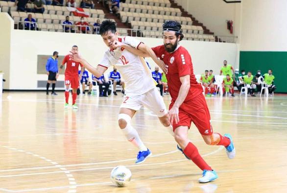 Futsal Việt Nam lần thứ 2 liên tiếp giành vé dự World Cup - Ảnh 1.