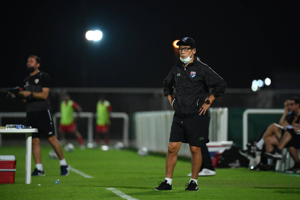 Giao hữu chuẩn bị vòng loại World Cup 2022: Thái Lan thua sát nút Oman - Ảnh 3.