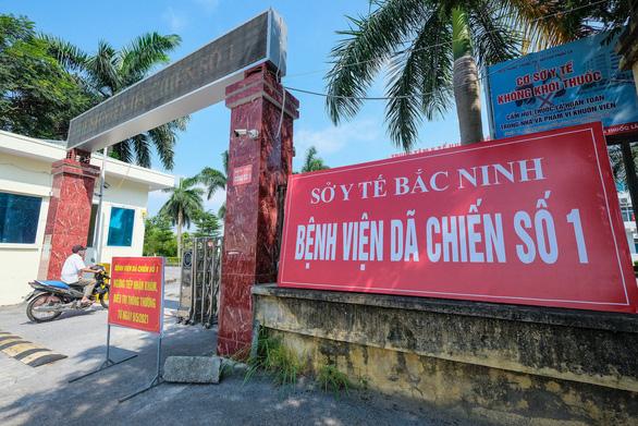 Bắc Ninh lập thêm 2 bệnh viện dã chiến với quy mô 700 giường - Ảnh 1.
