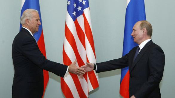 Ông Biden đi gặp Putin mà mắt nhìn sang Trung Quốc? - Ảnh 1.