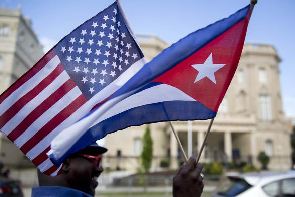 Cuba: Chính quyền ông Biden tiếp tục các chính sách chống Havana - Ảnh 1.