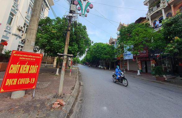 Biện pháp mạnh dập dịch ở Bắc Giang - Ảnh 1.