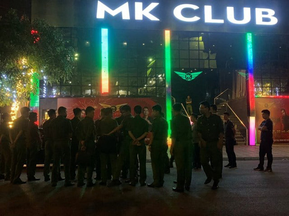 Khởi tố 8 người tổ chức sử dụng trái phép ma túy tại bar MK ở trung tâm Thái Bình - Ảnh 1.