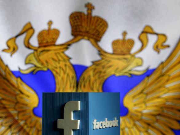 Các mạng xã hội nước ngoài bị buộc đặt cơ sở dữ liệu ở Nga - Ảnh 1.