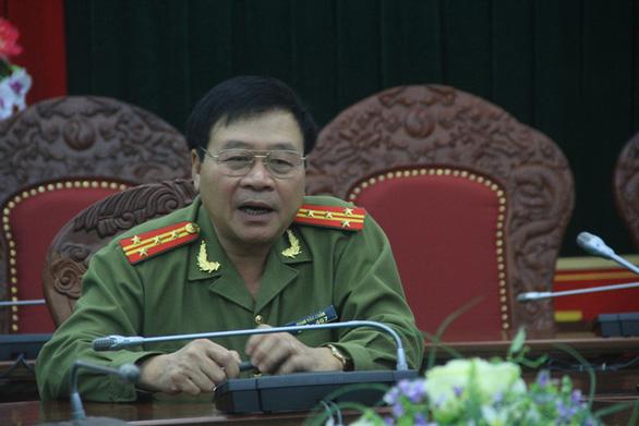 Khiển trách nguyên phó giám đốc Công an tỉnh Gia Lai - Ảnh 1.