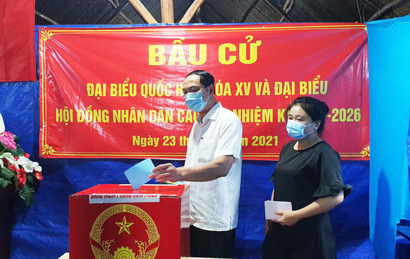 Kiên Giang tổ chức bầu cử thêm ngày 6-6 do không đủ đại biểu HĐND - Ảnh 1.