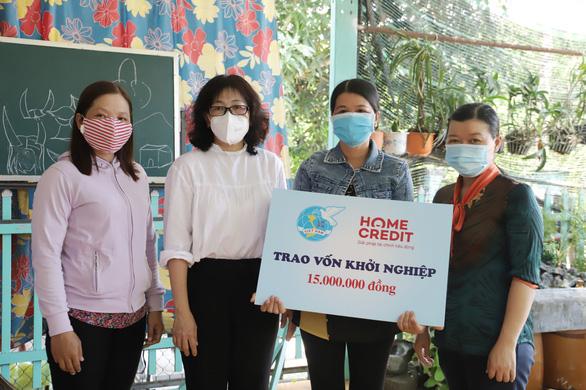 Home Credit Việt Nam hỗ trợ vốn khởi nghiệp cho phụ nữ - Ảnh 1.