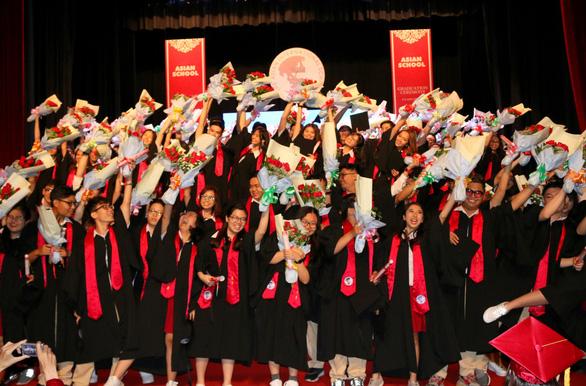 Vì sao hơn 96% học sinh Asian School được miễn thi môn tiếng Anh? - Ảnh 1.