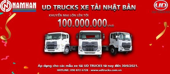 UD Trucks Chính Thức Trở Lại Việt Nam - Ảnh 2.