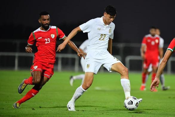 Giao hữu chuẩn bị vòng loại World Cup 2022: Thái Lan thua sát nút Oman - Ảnh 2.