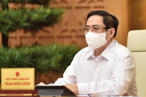Thủ tướng Phạm Minh Chính: Ưu tiên vắc xin cho Bắc Giang, Bắc Ninh - Ảnh 2.