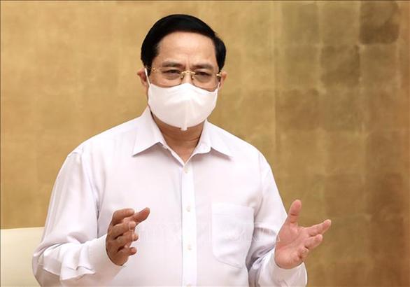Thủ tướng Phạm Minh Chính gửi thư khen chiến sĩ áo trắng ở tuyến đầu chống dịch - Ảnh 1.