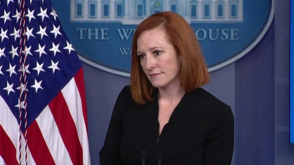 Thư ký nói ông Biden rất khỏe, khó bước kịp ông - Ảnh 1.