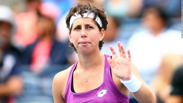 Chiến thắng ung thư, tay vợt nữ Navarro trở lại thi đấu giải Pháp mở rộng - Ảnh 1.