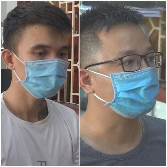 Khởi tố 2 thanh niên bắt giữ, hành hung chủ doanh nghiệp - Ảnh 1.