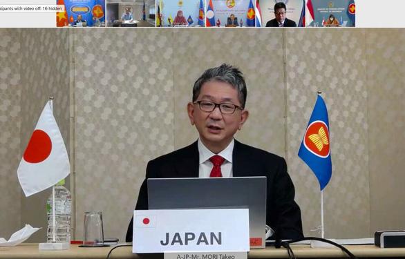 ASEAN - Nhật Bản nhất trí đảm bảo an ninh và an toàn hàng hải ở Biển Đông - Ảnh 3.