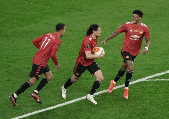 Chiến thắng ở quả penalty thứ 11, Villarreal lần đầu vô địch Europa League - Ảnh 3.