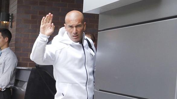 Rộ thông tin: Zidane từ chức HLV của Real Madrid - Ảnh 1.