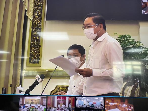 Một nhân viên bảo mẫu khoa sơ sinh Bệnh viện Nhi Đồng 1 mắc COVID-19 - Ảnh 1.