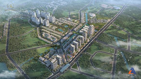 Khu Tây Hà Nội: Không gian sống lý tưởng cho cư dân thủ đô - Ảnh 1.