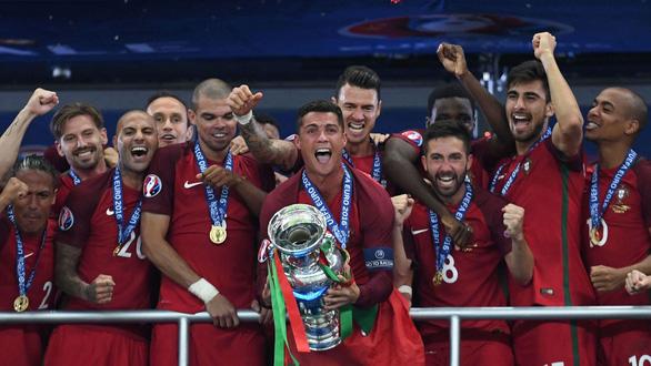 Tiền thưởng Euro 2020 'khủng' đến mức nào? - Ảnh 1.