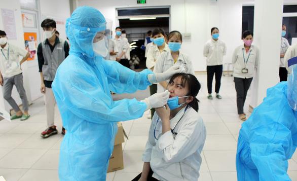 Làm rõ việc nữ công nhân mắc COVID-19 ở Bắc Ninh về còn đi làm cho 3 công ty Thái Nguyên - Ảnh 1.