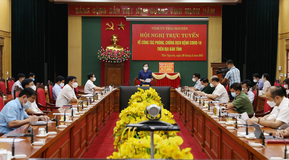 Làm rõ việc nữ công nhân mắc COVID-19 ở Bắc Ninh về còn đi làm cho 3 công ty Thái Nguyên - Ảnh 2.