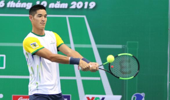 Thái Sơn tiếc nuối chia tay Roland Garros - Ảnh 1.